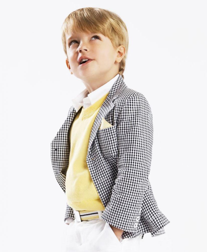 Как модно одеть мальчика на свадьбу